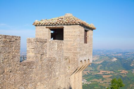 regent: Ancient fortifications of the San Marino
