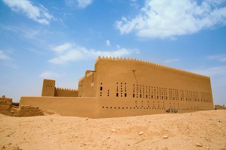 ksa: Streets of the old city Diriyah near Ar Riyadh, Kingdom of Saudi Arabia