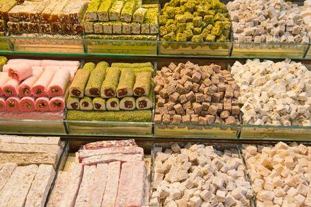 gelatina: Delicias turcas famosos en el mercado