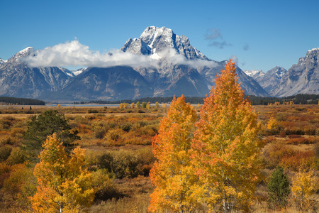 teton: Grand Teton National Park, Wyoming, USA