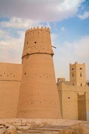 KSA: Al Masmak fort in the Riyadh city, Saudi Arabia