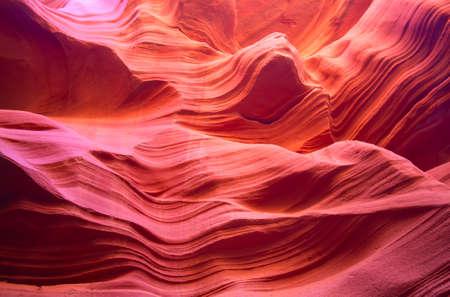 lower antelope: Famous Antelope canyon near Page, Arizona