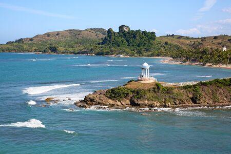 Amber Cove cruise terminal on Dominican Republic Banco de Imagens - 132115656