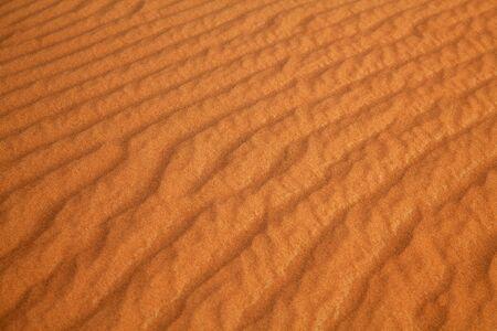 "Red sand ""Arabian desert"" near Riyadh, Saudi Arabia Reklamní fotografie"