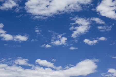 tarpaulin: Blue sky with clouds