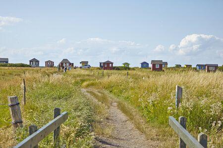 aero: Landscape Bathhouses Aero Iceland in Denmark