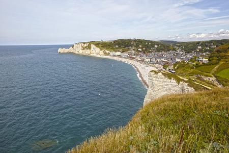 normandy: Etretat Normandy Coast France