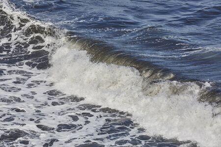 ocean waves: ocean waves iceland