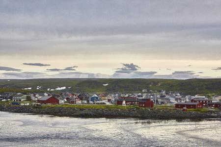 Berlevag Nord-Norwegen Landschaft