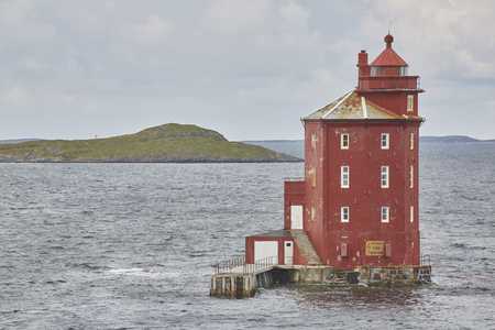 Wasser Leuchtturm Norwegen