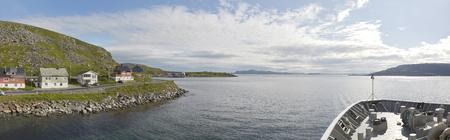 Kjollefjordlandschaft Norwegen