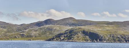 Nord-Norwegen Landschaft Panorama