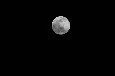Super Moon in Switzerland