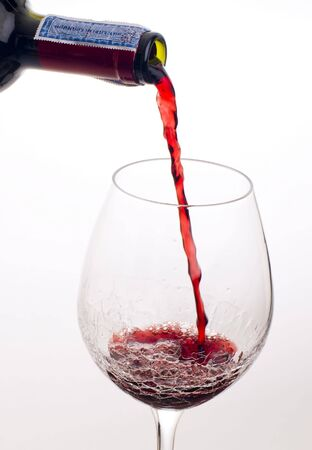 red red wine Stock Photo - 3665063