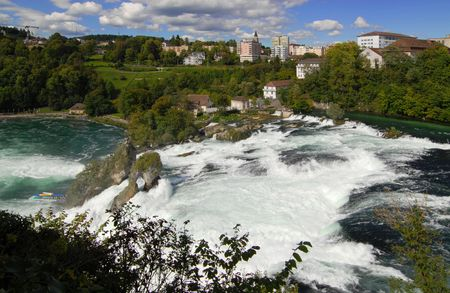 the largest: europes largest waterfalls