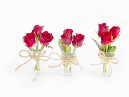 beautifu: Beautifu red l rose flower background