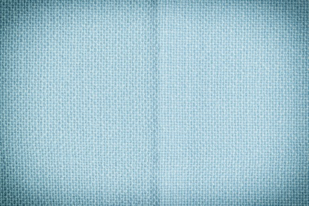 Blue fabric closeup. Blank background for layouts with fabric texture. Standard-Bild - 120638780