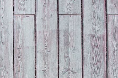 Background from vertical old wooden boards. Tinted photo for website or layout. 写真素材