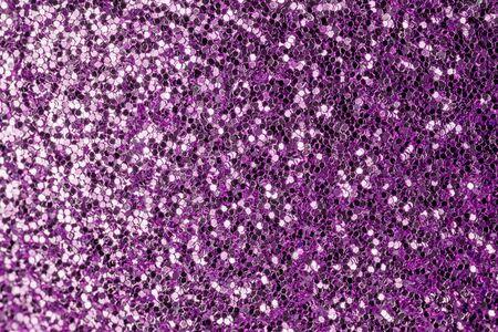 Violet shiny  from many small sparkles.