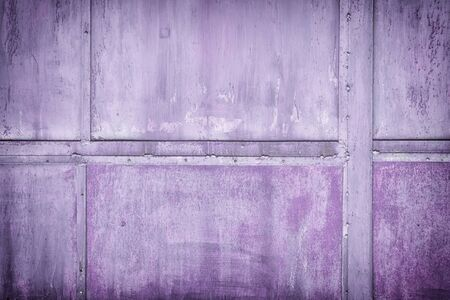 Toned photo with vignette, dirty purple