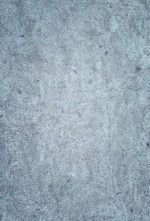 Abstract gray-blue background. Fragment of an old plastered wall. For sites and layouts.