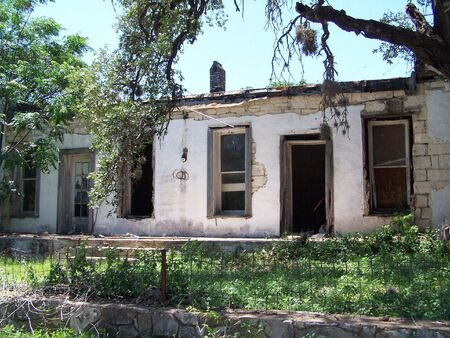 Abandoned house Reklamní fotografie