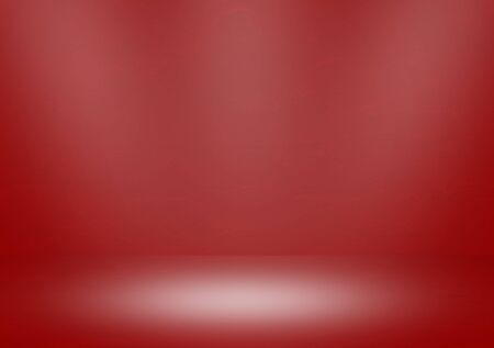 empty red background, image for place product.