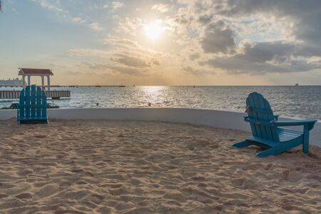 Resorts in Cozumel, Mexico offer an escape from the cold winter weather.