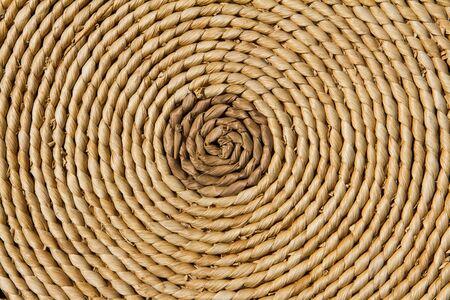 Circular texture surface   Natural circular texture, Handmade with beautiful design   Stock Photo
