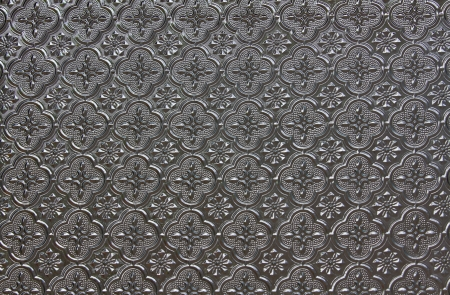 embossing: Embossing frosted glass   Embossing natural glass cause a glare-dimensional   Stock Photo