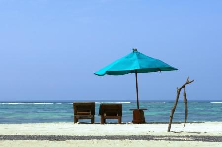 인도네시아어 해변