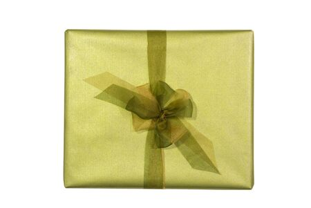 beautifully wrapped: Beautifully wrapped gift Stock Photo