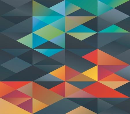 poligonos: Fondo Mozaic