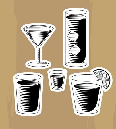 bocal: Set di cocktail