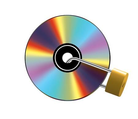 warez: Locked CD