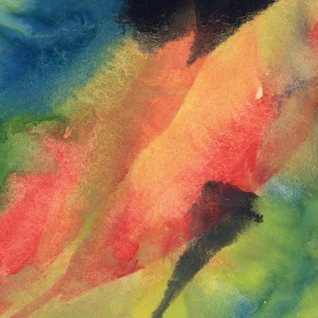 guache: Gouache manchas de fondo Foto de archivo
