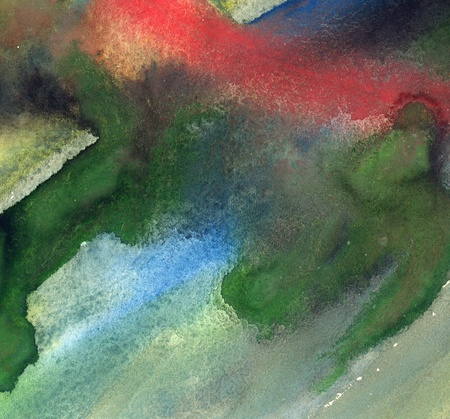 Watercolor handdrawn background photo