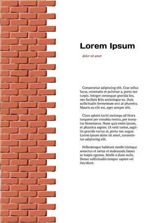 concrete blocks: Brick identity