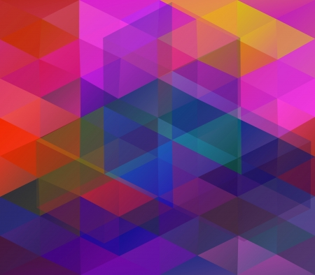 Polygonal abstraction Vector