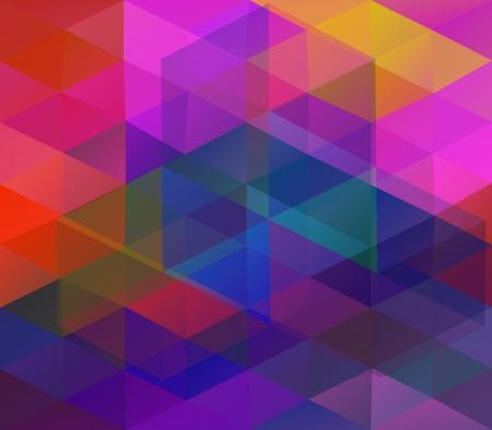 Polygonal abstraction Vector