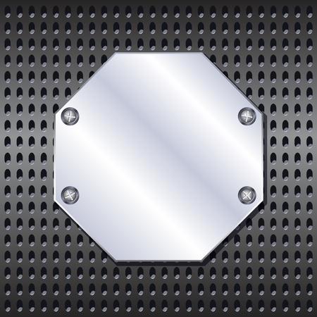 octagon: Octagon metal frame