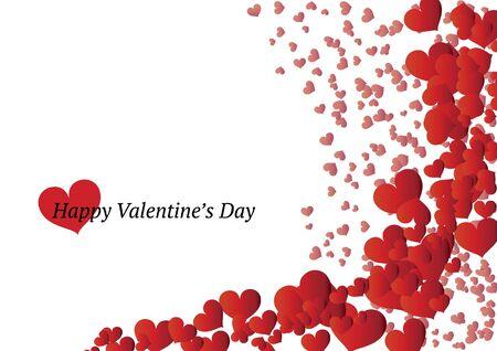truelove: Valentines day card Illustration