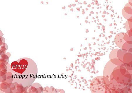 valentin: Valentines day card Illustration