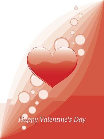 valentin: Valentines day greeting card