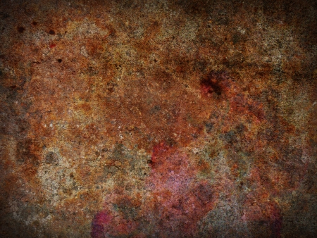 Rusty background Stock Photo - 12815995