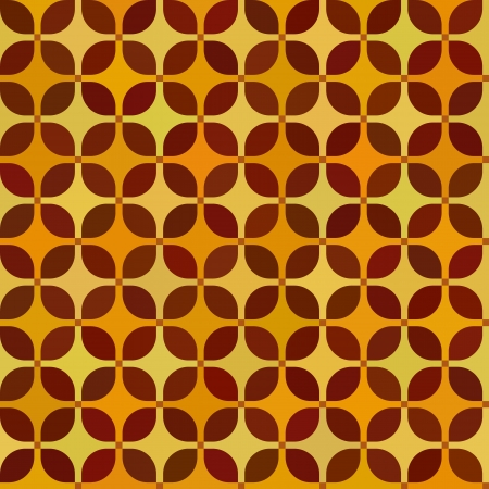 Repeating seamless pattern with soft tiled squares