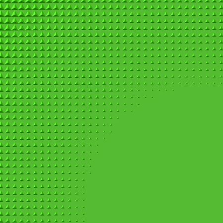 triangular shape: Abstract background with green triangular shape gradient