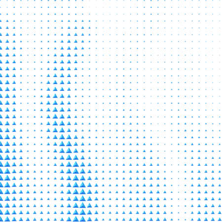 triangular shape: Abstract background with blue triangular shape gradient