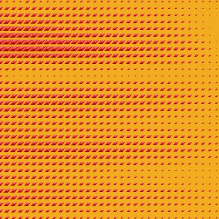 red diamond: Abstract background with red diamond shape gradient on yellow
