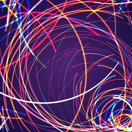 rainbow colours: Abstract background with bright rainbow colorful lines